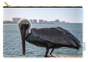 The Brown Pelican  Carry-all Pouch