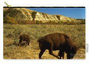 The Buffalo Dance Carry-all Pouch