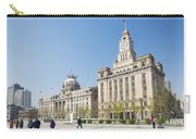 The Bund In Shanghai China Carry-all Pouch