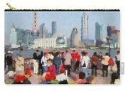 The Bund In Shanghai Carry-all Pouch