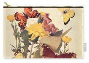 The Butterfly Book Carry-all Pouch