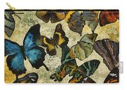 The Butterfly Collection #1 Carry-all Pouch