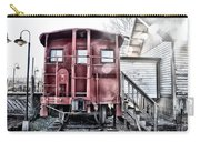 The Caboose Carry-all Pouch by Bill Cannon