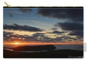 The Calf From A Hilltop In Twilight I Carry-all Pouch