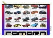 The Camaro Poster Carry-all Pouch