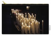 The Candles. Duomo. Milan Carry-all Pouch