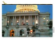The Capitol At Dusk Carry-all Pouch