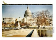 The Capitol Building Carry-all Pouch