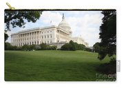 The Capitol Hill View Washington Dc Carry-all Pouch