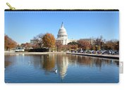 The Capitol In Fall Carry-all Pouch