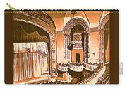 The Capitol Theater In Port Chester Ny Carry-all Pouch