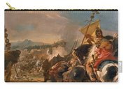 The Capture Of Carthage Carry-all Pouch
