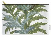 The Cardoon, From The Hortus Carry-all Pouch