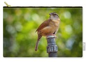 The Carolina Wren Carry-all Pouch