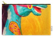 The Carousel Horse Carry-all Pouch