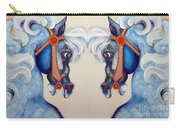 The Carousel Twins Carry-all Pouch