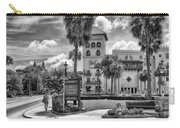 The Casa Monica Carry-all Pouch by Howard Salmon