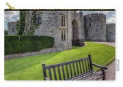 The Castle Bench Carry-all Pouch by Adrian Evans