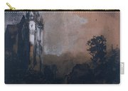 The Castle In The Moonlight  Carry-all Pouch