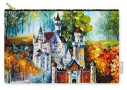 The Castle Of 4 Seasons Carry-all Pouch