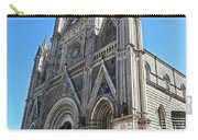 The Cathedral At Orvieto Carry-all Pouch