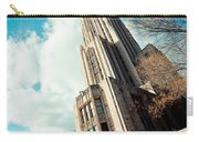 The Cathedral Of Learning 3 Carry-all Pouch