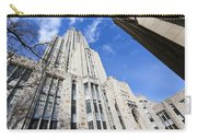 The Cathedral Of Learning 5 Carry-all Pouch
