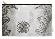 The Ceiling Design Carry-all Pouch