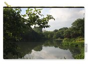 The Central Park Pond Carry-all Pouch