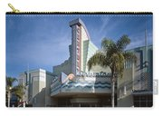 The Century Theatre In Ventura Carry-all Pouch