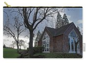 The Chapel At Eagle Point National Cemetery Carry-all Pouch
