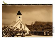 The Chapel At The Supes  Carry-all Pouch