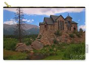 The Chapel On The Rock Carry-all Pouch