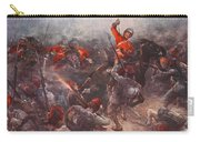 The Charge Of Drury Lowes Cavalry Carry-all Pouch