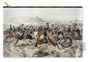 The Charge Of The Light Brigade, 1895 Carry-all Pouch