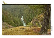 The Cheakamus River Gorge Carry-all Pouch