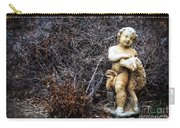 The Cherub And The Lamb Carry-all Pouch