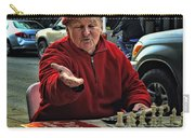 The Chess King Jude Acers Of The French Quarter Carry-all Pouch
