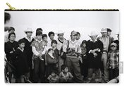 The Chiapas People Carry-all Pouch