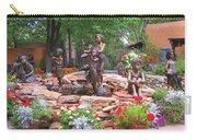 The Children Sculpture Garden - Santa Fe Carry-all Pouch