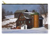 The Christmas Barn Carry-all Pouch