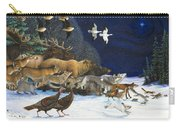 The Christmas Star Carry-all Pouch