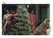 The Christmas Tree Of The Horatii Carry-all Pouch