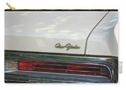The Chrysler New Yorker  Carry-all Pouch