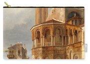 The Church Of Santa Maria E San Donato In Murano Carry-all Pouch
