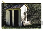 The Church Outhouse Carry-all Pouch