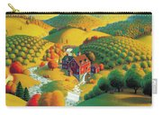 The Cider Mill Carry-all Pouch by Robin Moline