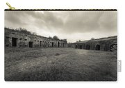 The Citadel At Fort Macomb Carry-all Pouch by David Morefield