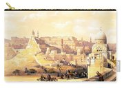 The Citadel Of Cairo Residence Of Mehemit Ali Carry-all Pouch