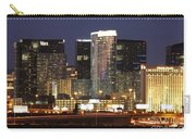 The City Center At Las Vegas Strip Carry-all Pouch
